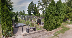 гробље у доњој мали