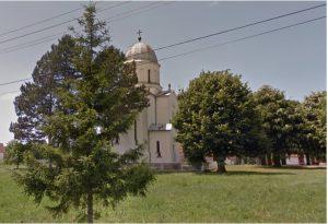 Црква Св. Димитрија у Колубарском Лесковцу